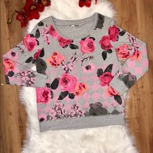 Style&co sweatshirt